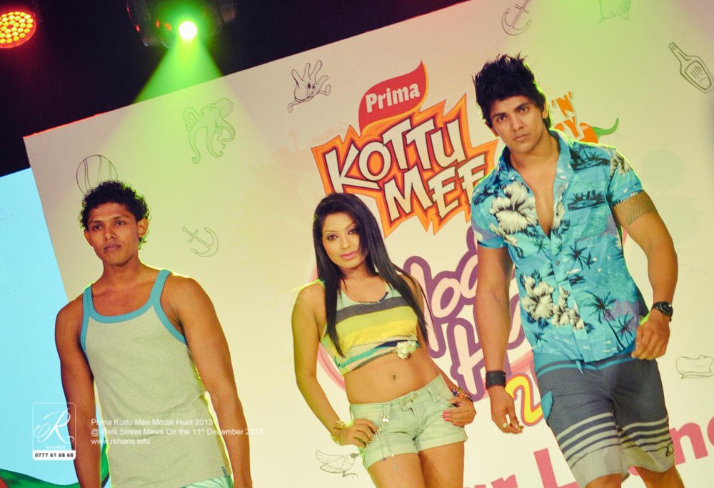 Prima Kottu Mee Model Hunt 2014