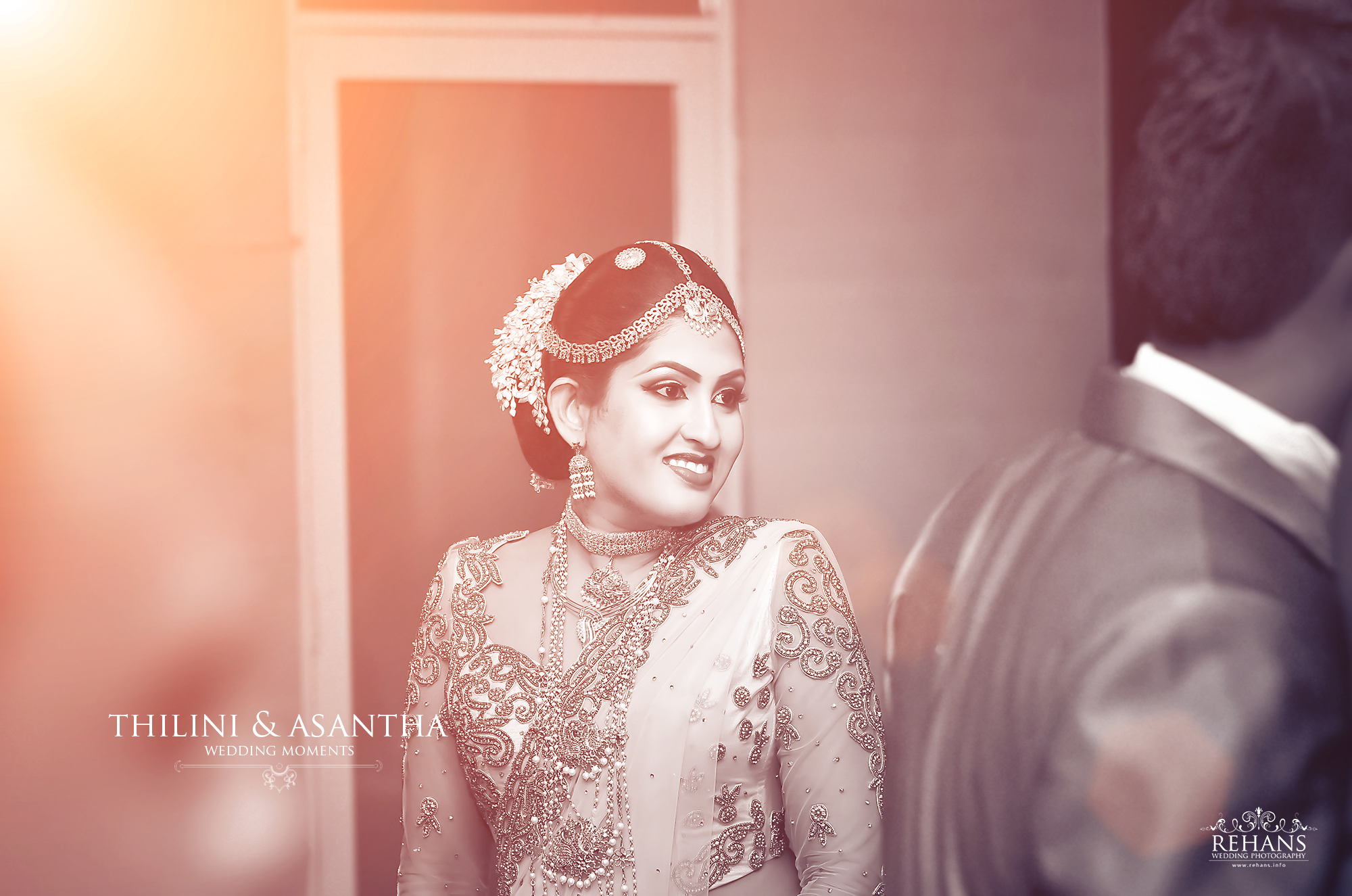 Wedding Moments of Thilini & Asantha in Galle - Rehans Wedding ...